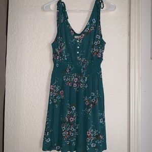 Aeropostale Floral Dress, #0001